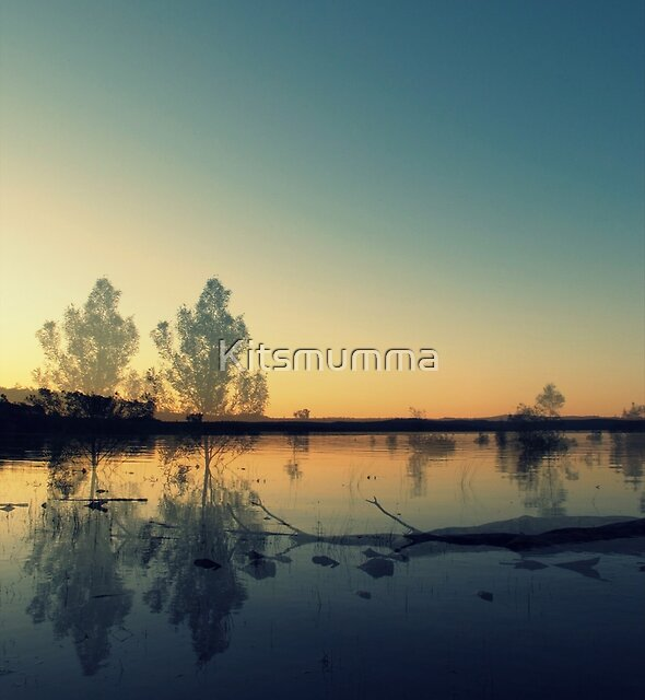 We Met in the Stillness of Twilight by Kitsmumma