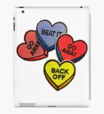 Candy Hearts (not really) iPad Case/Skin