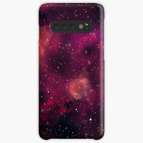 Blood Orchid Galaxy Samsung Galaxy Snap Case