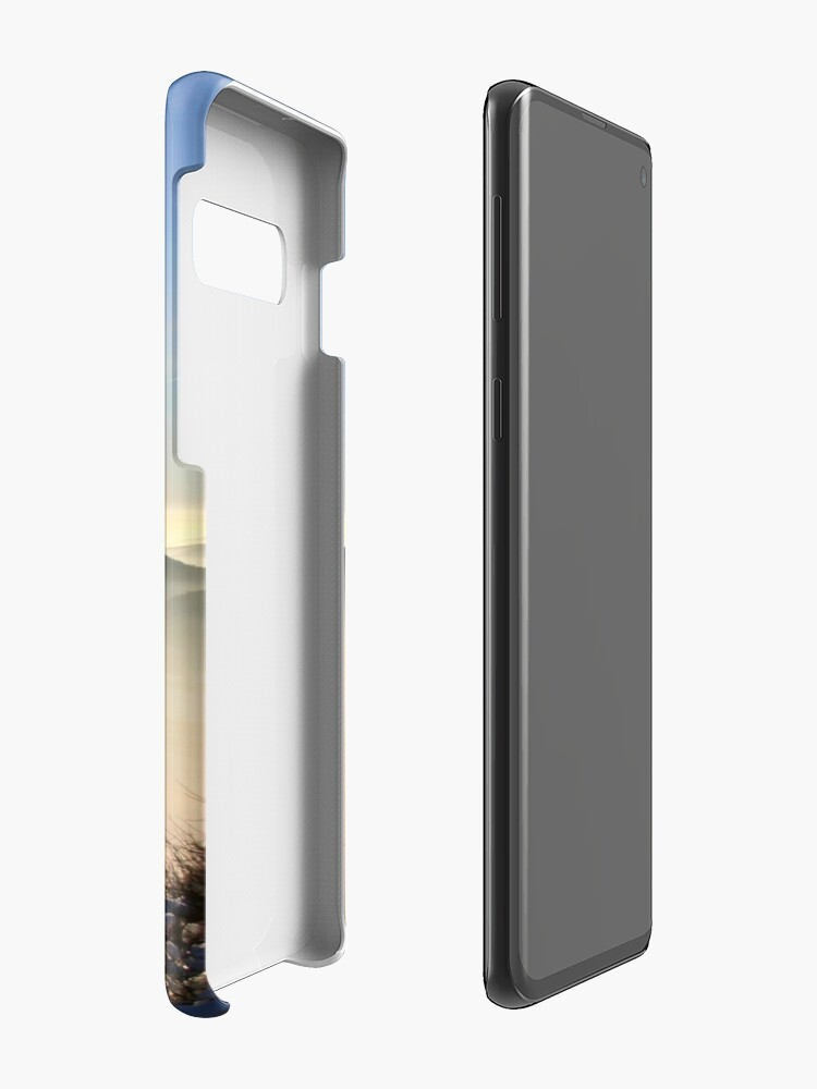 Alternate view of Misty mountains Case & Skin for Samsung Galaxy