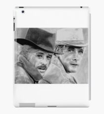 Butch and Sundance iPad Case/Skin