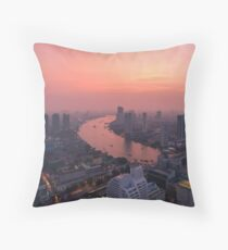 BANGKOK 05 Throw Pillow