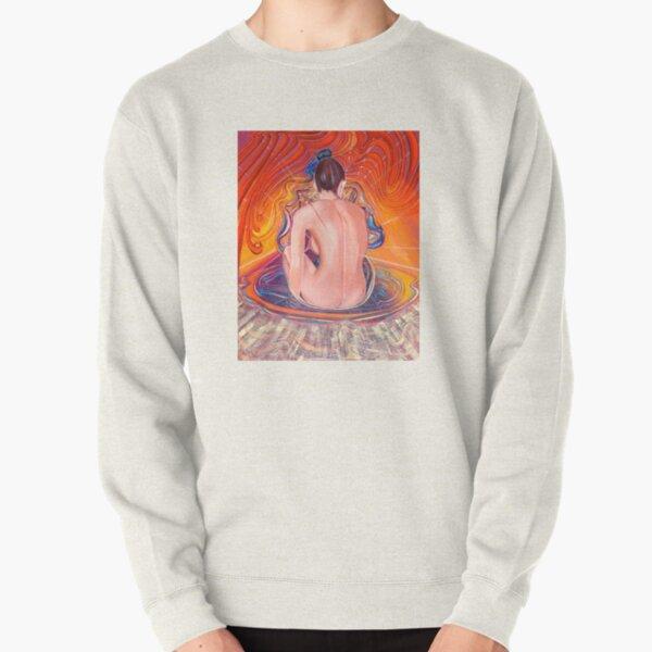 Acupuncture Energy Pullover Sweatshirt