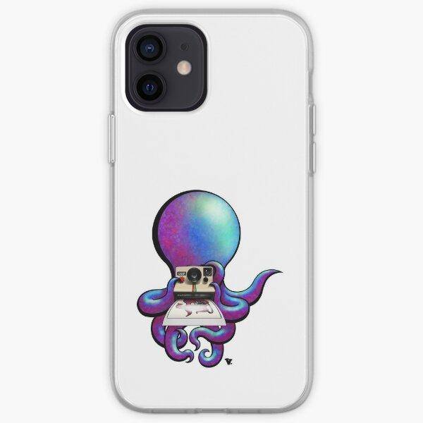 Octopolaroid Coque souple iPhone