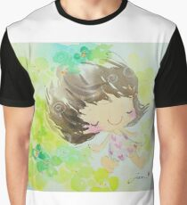 Fen's Art World Be My Valentine Graphic T-Shirt