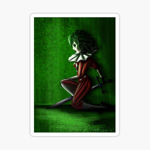 Pierrot #1 Sticker