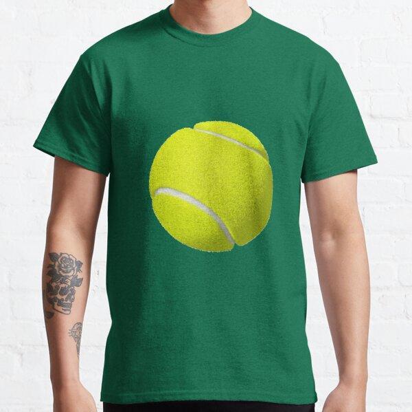 Balle de tennis T-shirt classique