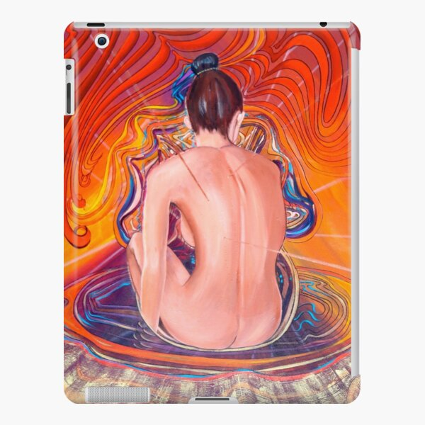 Acupuncture Energy iPad Snap Case