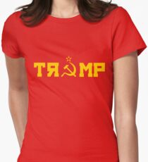 Comrade Trump Women's Fitted T-Shirt