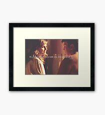Never die Framed Print