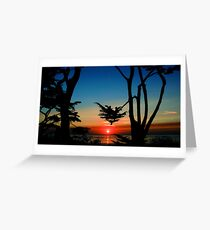 #244   Scenic & 8th Greeting Card