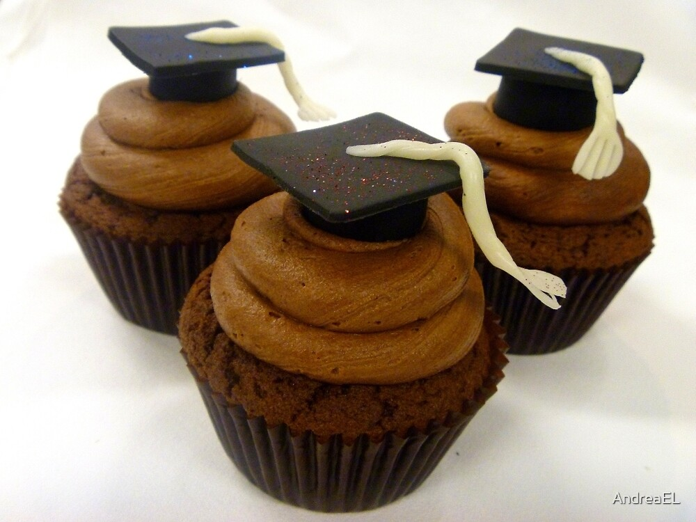 Graduation Cupcakes - By Haydene - NZ by AndreaEL