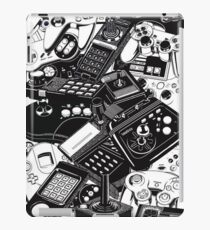 Old video game controllers iPad Case/Skin