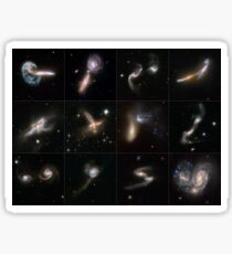 Galaxies Gone Wild Sticker