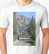 A twisty road Unisex T-Shirt