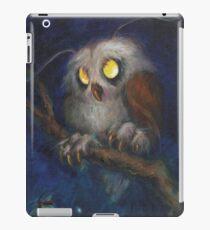 New England Longhorn EuleFly iPad-Hülle & Skin