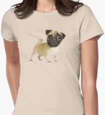 puggle Women's Fitted T-Shirt