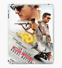 mission impossible iPad Case/Skin