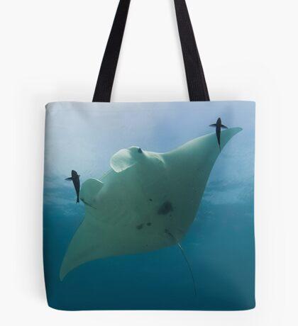 Manta ID Tote Bag
