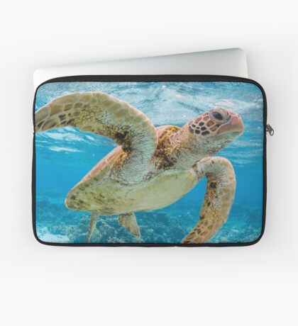 Turtle star Laptop Sleeve