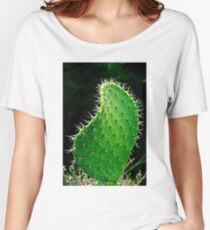 #227  Prickly Pear Cactus Women's Relaxed Fit T-Shirt