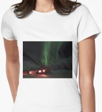 Cosy Cabin Northern Lights T-Shirt