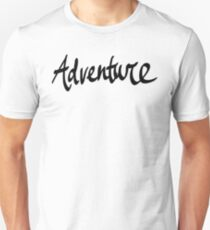 Adventure x Blue Unisex T-Shirt