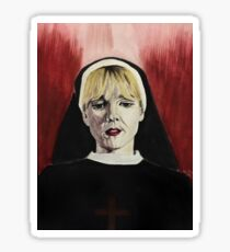 Sister Mary Sticker