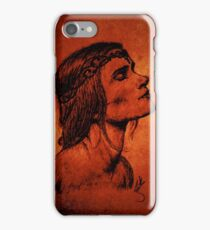 A Woman Born from Fire iPhone Case/Skin