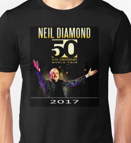 JBJ952004 NEIL DIAMOND  Unisex T-Shirt