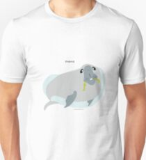 Dugong caricature T-Shirt