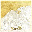 Havanna Karte Gold von HubertRoguski