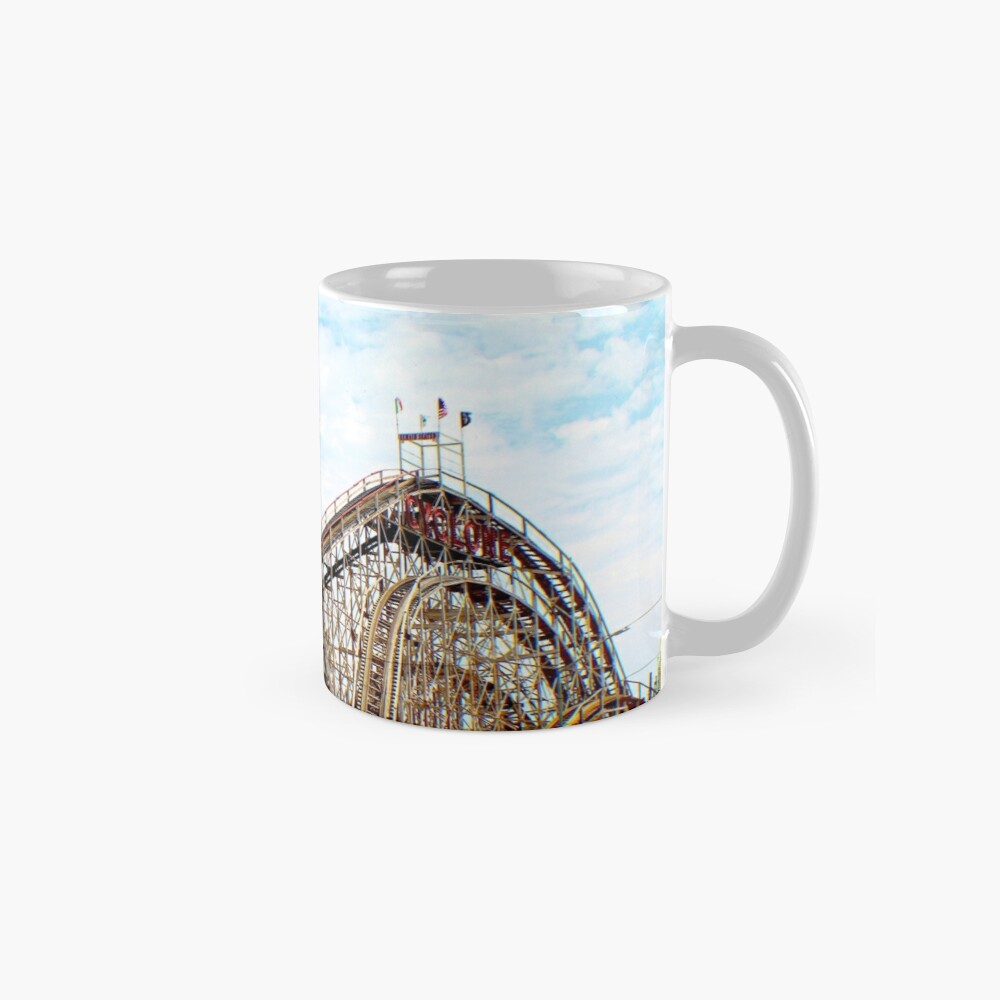 Coney Island Cyclone  Mugs