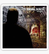 Evil Urges Album Cover MMJ Sticker