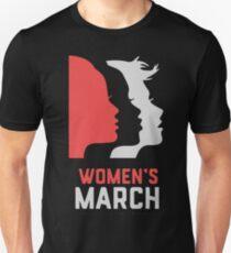 WOMAN'S MARCH ON WASHINGTON T-Shirt