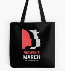 WOMAN'S MARCH ON WASHINGTON Tote Bag