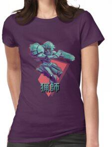 H U N T E R  Womens Fitted T-Shirt