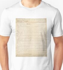 The Constitution of United States of America 1 T-Shirt