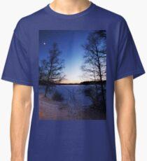 Snow tracks Classic T-Shirt