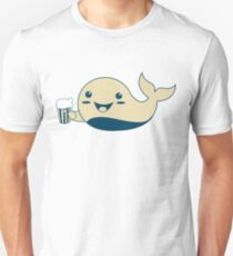 Ale Whale - Your Favorite Drinking Buddy! Unisex T-Shirt