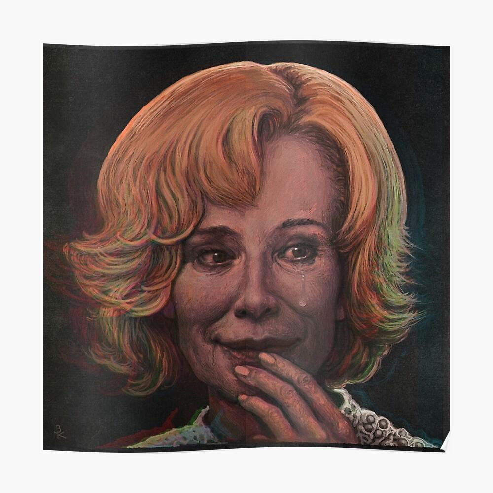 American Horror Story Jessica Lange Freakshow Supreme painting poster print elsa