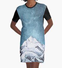 Journey Graphic T-Shirt Dress