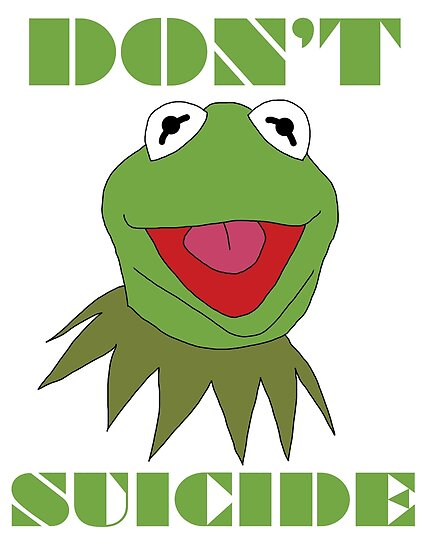 Don't Kermit Suicide by TJBanana