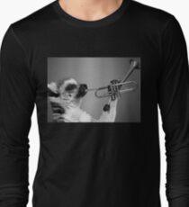 Lemur Music Long Sleeve T-Shirt