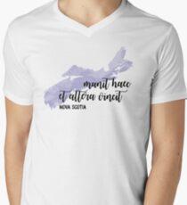 Nova Scotia Mens V-Neck T-Shirt