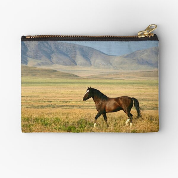 The Proud One Laptop Skin Zipper Pouch