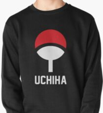 Uchiha crest symbol and name Pullover