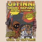 Droid repairs! by scott sirag