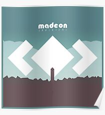 Madeon - Adventure Poster