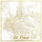 El Paso Karte Gold von HubertRoguski